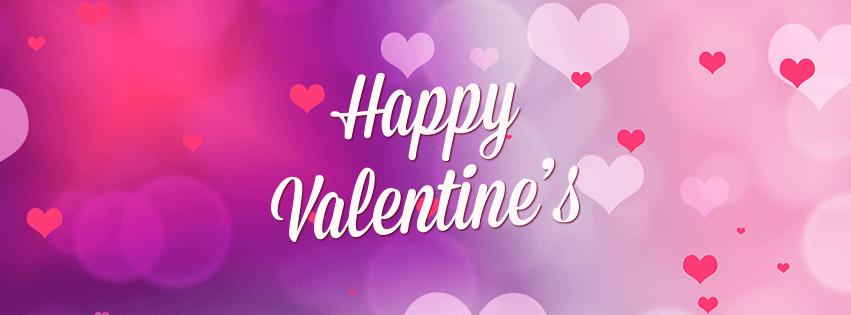 Ảnh bìa Valentine, cover Facebook Valentine đẹp 2021