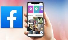 Cách quay video Facebook chèn phông nền tự chọn