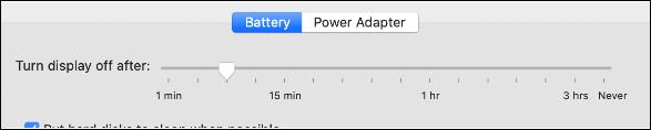 "Tab ""Battery"""