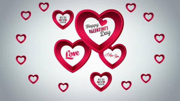 Thiệp valentine đẹp 9