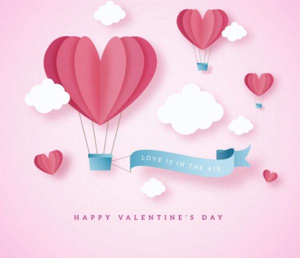 Bạn có thể thêm ảnh và những lời chúc valentine ngắn gọn vào thiệp Valentine để truyền tải những thông điệp tình yêu diệu kỳ tới người trong lòng