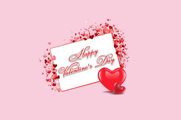Thiệp valentine đẹp 2