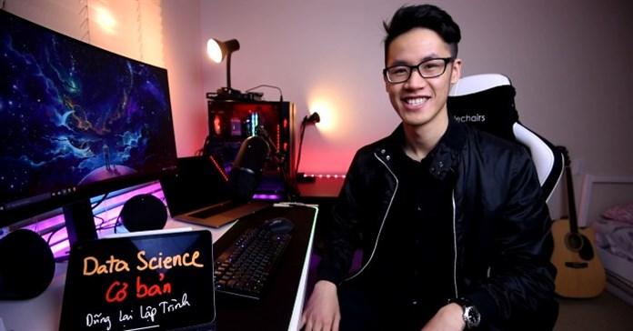 Chân dung chàng trai 21 tuổi đã học tiến sĩ AI