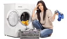 Dùng máy giặt mà mắc 8 sai lầm này, chẳng mấy chốc chúng biến thành cục sắt