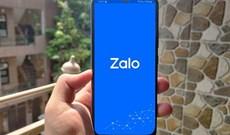 Cách tự tạo album ảnh cá nhân trên Zalo