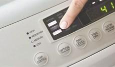 9 sai lầm phổ biến khi sử dụng máy sấy quần áo