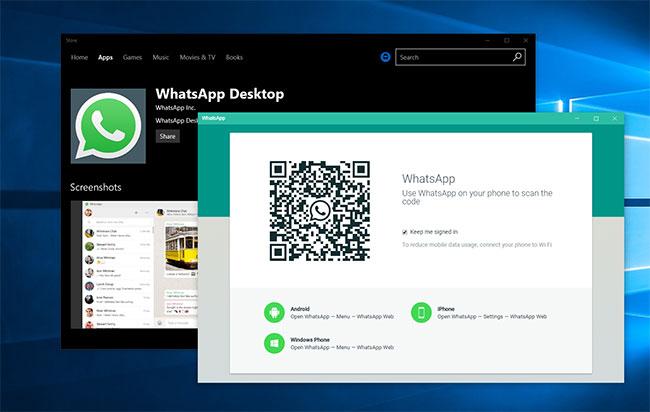 Ứng dụng desktop mới có sẵn để tải xuống trên cả Windows và MacOS