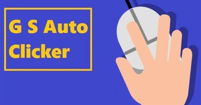 Download GS Auto Clicker 3.1.4