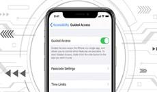 Cách sử dụng tính năng Guided Access trên iPhone