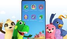 Cách dùng chế độ Samsung Kids