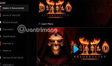 Cách đăng ký tải Diablo II Resurrected bản thử nghiệm