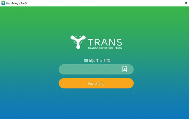 TranS là giải pháp dạy học cho nhà trường và họp trực tuyến cho doanh nghiệp trong mùa COVID