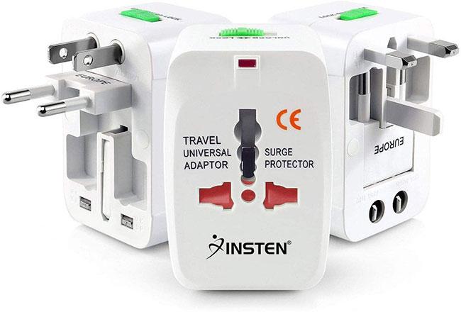 Insten Universal Travel Adapter