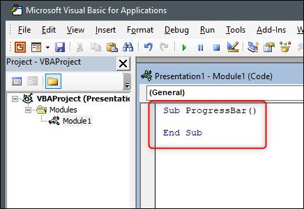 Cách tạo thanh tiến trình (Progress Bar) trong Microsoft PowerPoint - Ảnh minh hoạ 4