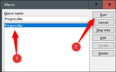 Cách tạo thanh tiến trình (Progress Bar) trong Microsoft PowerPoint - Ảnh minh hoạ 7