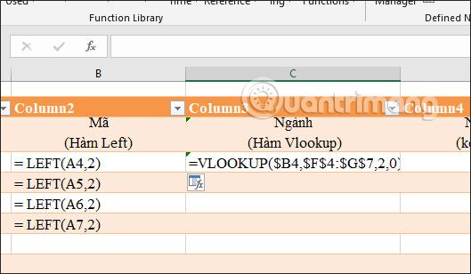 Cách hiện công thức Excel để in ấn - Ảnh minh hoạ 3