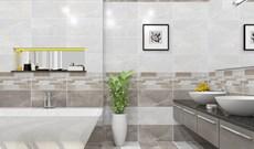 Các mẫu gạch phòng tắm đẹp, hiện đại