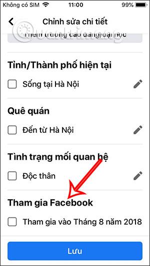 Cách xem ngày tham gia Facebook với 3 bước đơn giản này - Ảnh minh hoạ 4