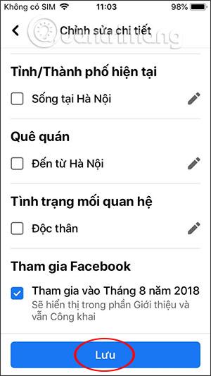 Cách xem ngày tham gia Facebook với 3 bước đơn giản này - Ảnh minh hoạ 5