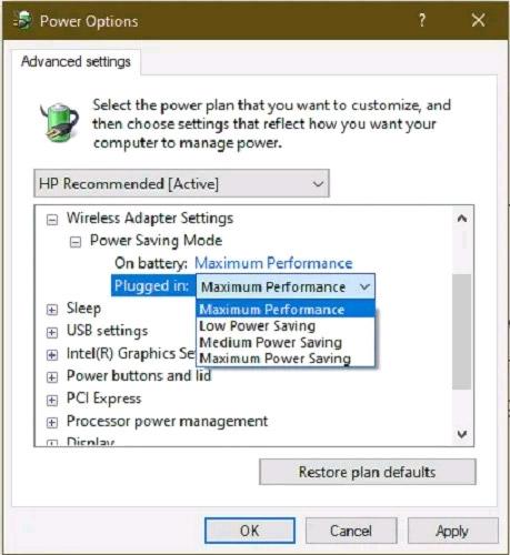 Hướng dẫn sửa lỗi Driver Power State Failure trên Windows 10 - Ảnh minh hoạ 11
