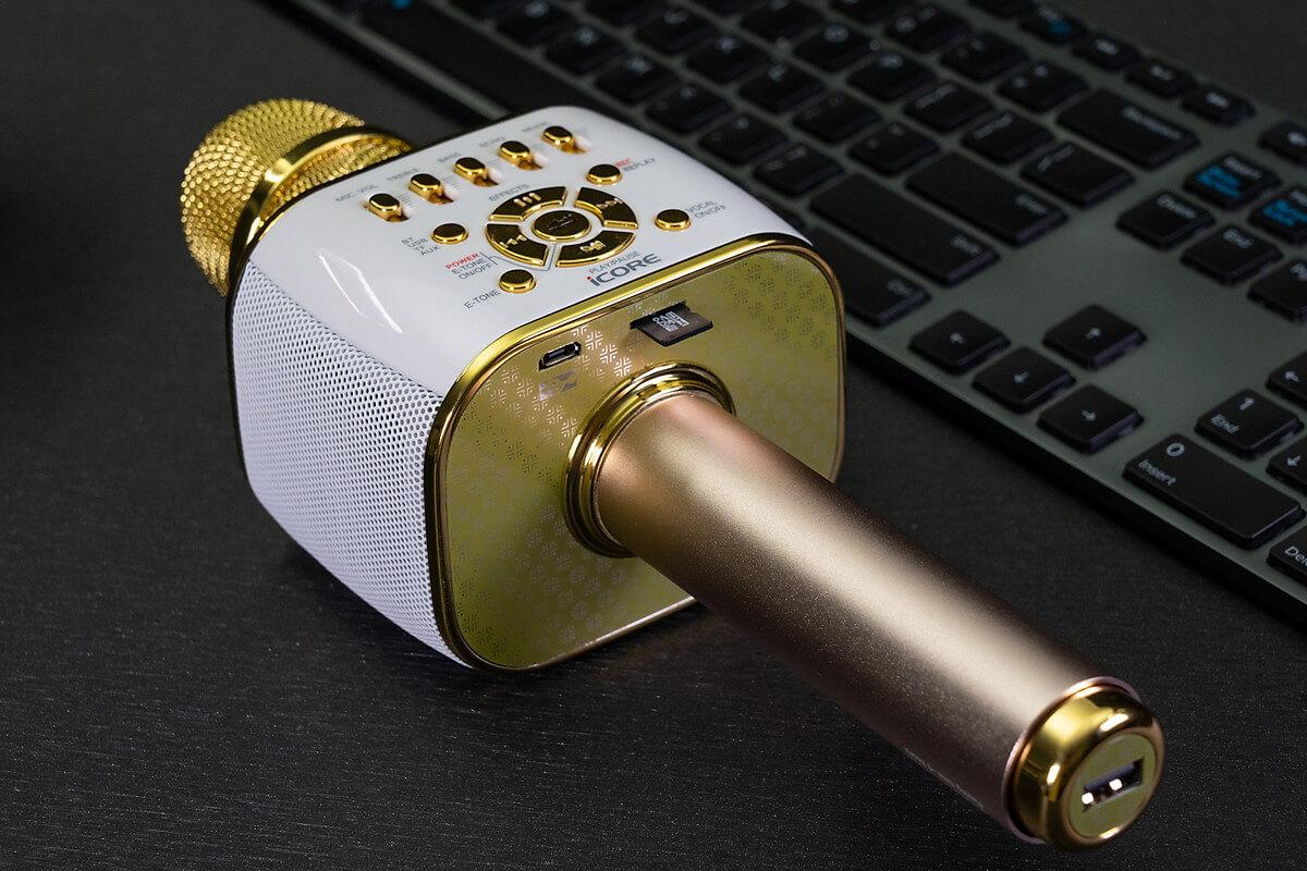 Cách chọn micro karaoke bluetooth chính hãng