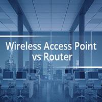 Sự khác biệt giữa Access Point và Router