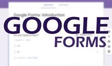 Cách giới hạn phản hồi trong Google Forms
