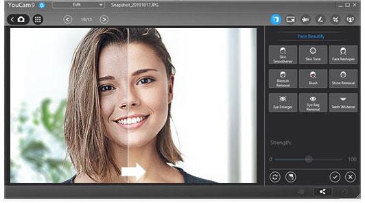 CyberLink YouCam là phần mềm camera tốt nhất cho Windows