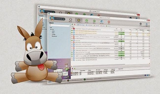 eMule là phần mềm client P2P miễn phí
