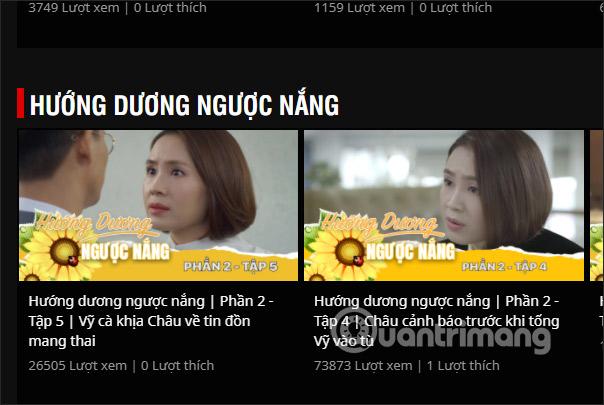 Xem lại Hướng dương ngược nắng trên VTVGo.vn