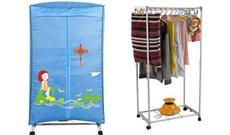 """Top tủ sấy quần áo giá rẻ nhưng chất lượng không """"rẻ"""" mà bạn nhất định phải sở hữu trong mùa nồm ẩm"""