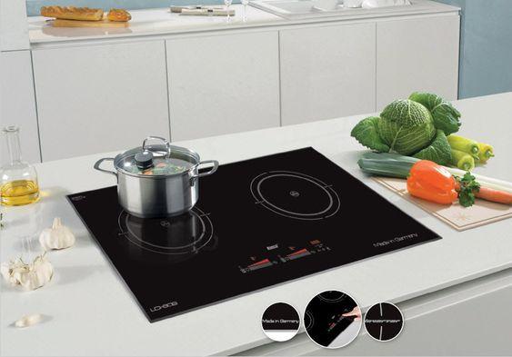 Bếp từ nên có kích thước phù hợp với vị trí và không gian bếp