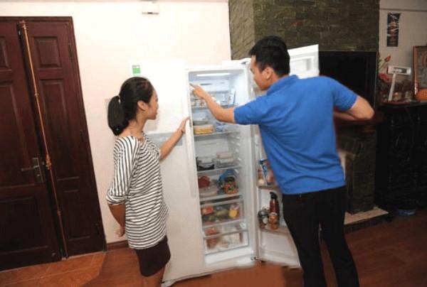 Địa chỉ sửa tủ lạnh ở Hà Nội