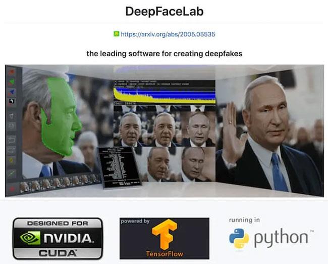 DeepFakeLab