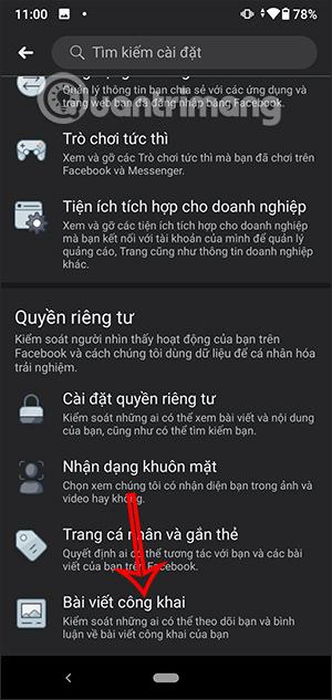 Cách bật nút theo dõi trên Facebook - Ảnh minh hoạ 3