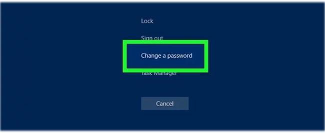 Nhập mật khẩu cũ hoặc để trống nếu chưa đặt mật khẩu bao giờ