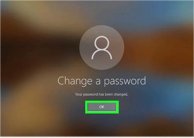 Nhấn chọn Change account settings