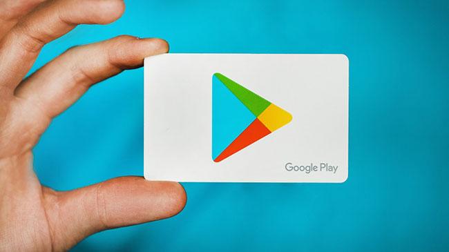 Google Play là cửa hàng ứng dụng chính thức của Android