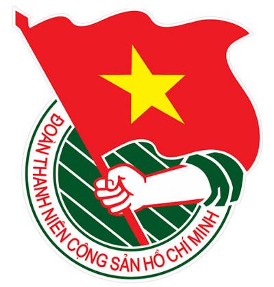 Huy hiệu Đoàn TNCS Hồ Chí Minh.