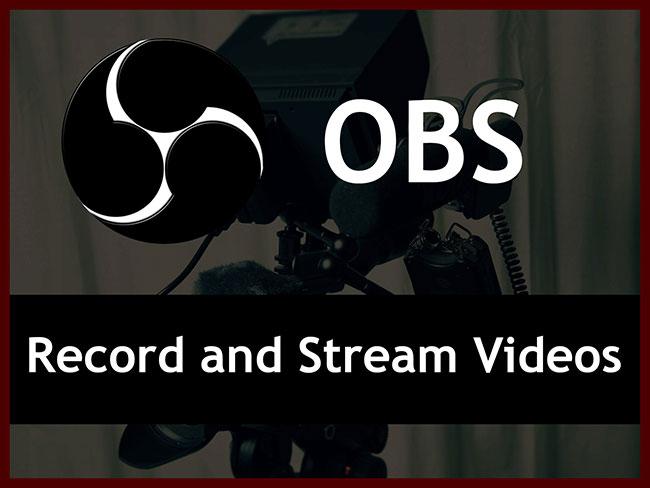 Open Broadcaster Software là giải pháp mã nguồn mở để tạo và xuất bản nội dung trực tiếp và được ghi lại lên Internet