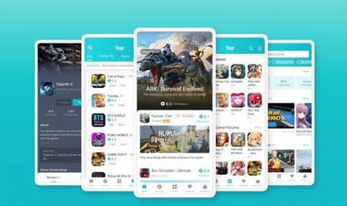 TapTap là một kho ứng dụng video game miễn phí trên điện thoại di động