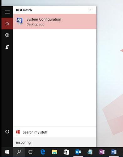 Cách thực hiện Clean Boot trên Windows 10/8/7