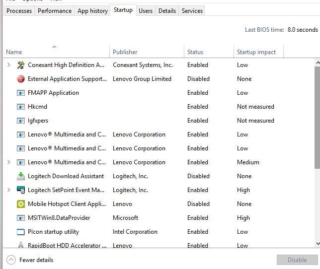 Cách thực hiện Clean Boot trên Windows 10/8/7 - Ảnh minh hoạ 4