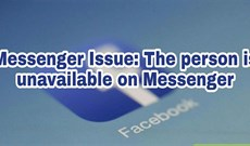 Người này hiện không có trên Messenger là gì?