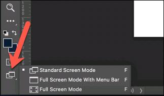 "Biểu tượng ""Screen Mode"""