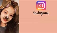 Cách tải filter chú chó lấp lánh trên Instagram