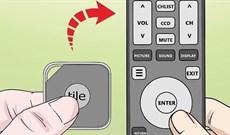 11 cách để tìm điều khiển tivi bị thất lạc nhanh chóng và hiệu quả