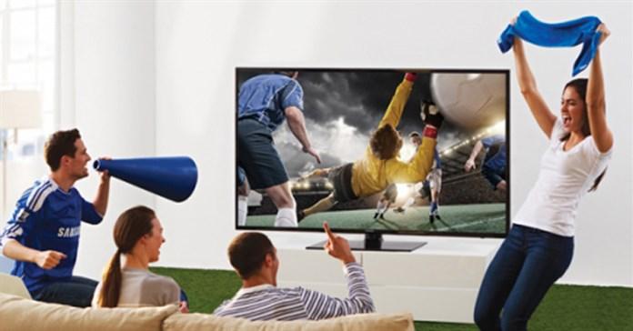 12 ứng dụng xem bóng đá online trên tivi tốt nhất, hình ảnh sắc nét