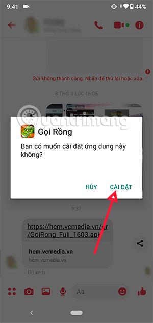 goi rong online apk