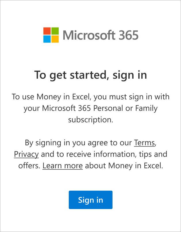 Đăng nhập vào tài khoản Microsoft 365